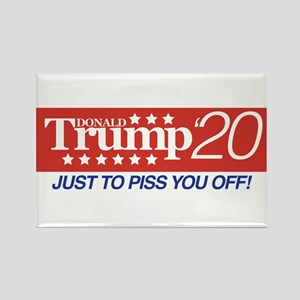 Donald Trump '20 Rectangle Magnet