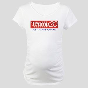 Donald Trump '20 Maternity T-Shirt