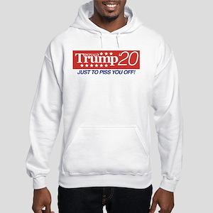 Donald Trump '20 Hooded Sweatshirt