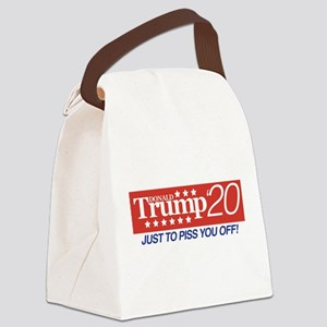 Donald Trump '20 Canvas Lunch Bag