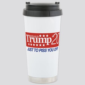 Donald Trump '20 Stainless Steel Travel Mug