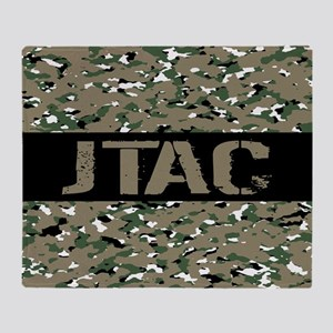 U.S. Air Force: JTAC (Camouflage) Throw Blanket