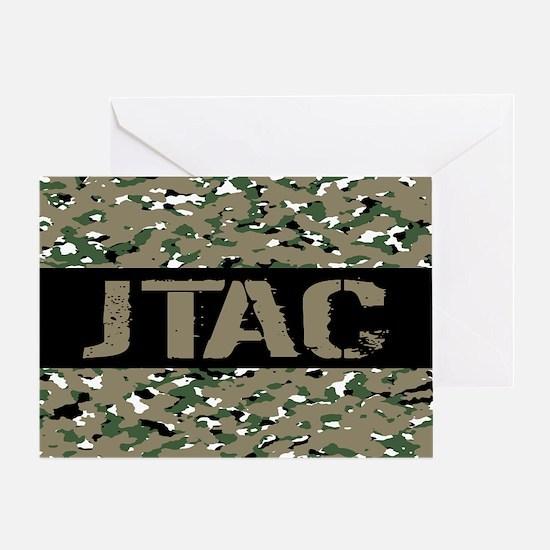 U.S. Air Force: JTAC (Camouflage) Greeting Card