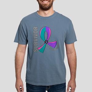 Thyroid Cancer Survivor 12 T-Shirt