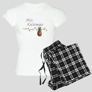 Mele Kalikimaka - Hawaiian Christmas Pajamas