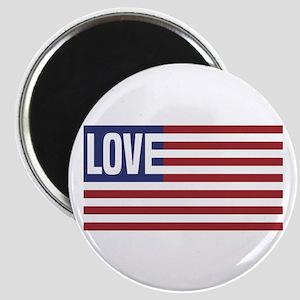 Love America Magnet