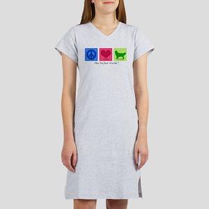Peace Love Golden T-Shirt