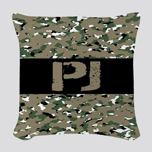 U.S. Air Force: PJ (Camouflage Woven Throw Pillow
