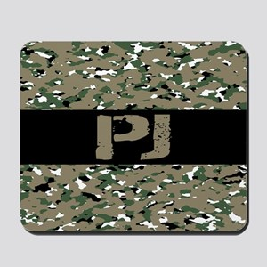 U.S. Air Force: PJ (Camouflage) Mousepad