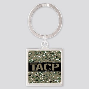 U.S. Air Force: TACP (Camouflage) Square Keychain