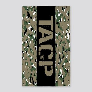 U.S. Air Force: TACP (Camouflage) Area Rug