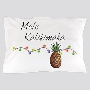 Mele Kalikimaka - Hawaiian Christmas Pillow Case