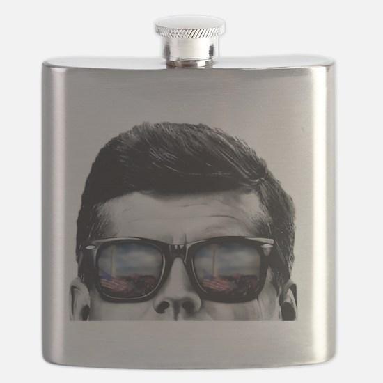 Cute Jfk Flask