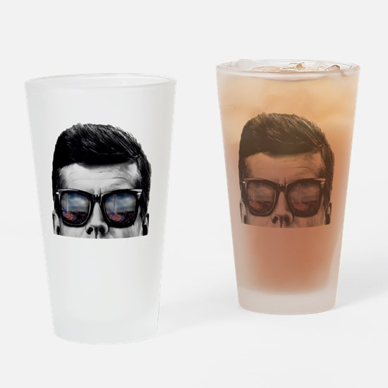 Unique Kennedy Drinking Glass