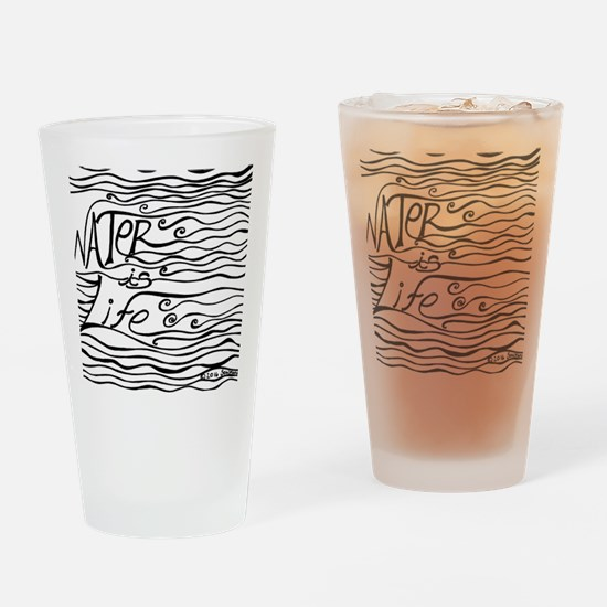 Unique Water Drinking Glass