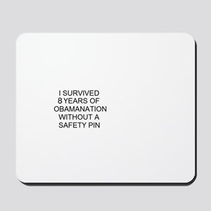 Obamanation Mousepad