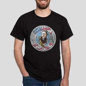 Bill Clinton Sax Star Dark T-Shirt