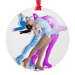 skaterinwind2 Ornament