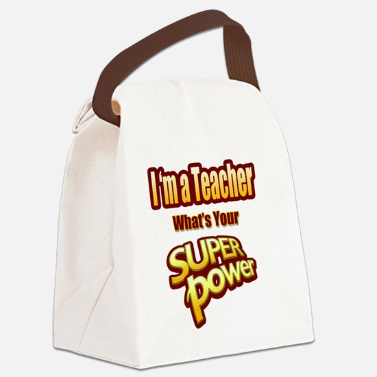 Funny The mentors Canvas Lunch Bag