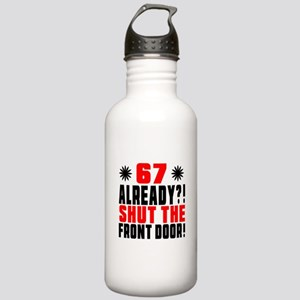 67 Already Shut The Fr Stainless Water Bottle 1.0L