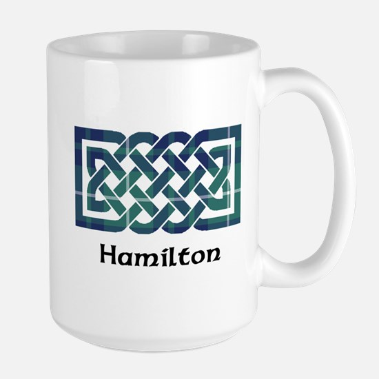Knot-Hamilton hunting Large Mug