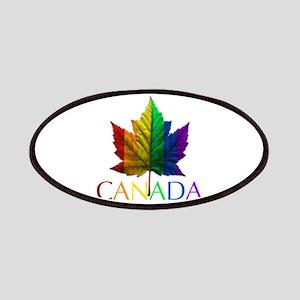 Gay Pride Canada Souvenir Patch