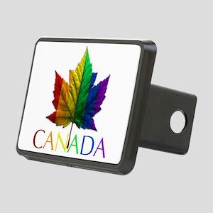 Gay Pride Canada Souvenir Rectangular Hitch Cover