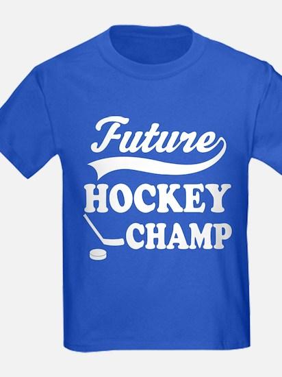 Future Hockey Champ T-Shirt
