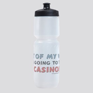 Casino Lovers Sports Bottle