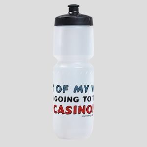Casino Lovers Sports Bottle