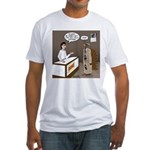 Turkey Shoot Fitted T-Shirt
