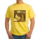 Turkey Shoot Yellow T-Shirt