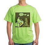 Turkey Shoot Green T-Shirt