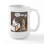 Turkey Shoot Large Mug