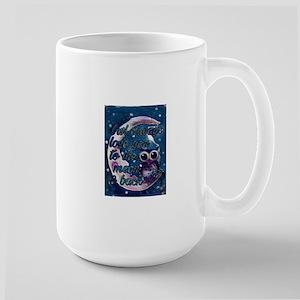 Owl always love u moon & back Mugs