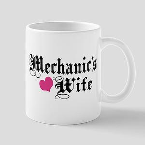 Mechanic's Wife Mug