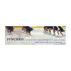 Synchro Defined Wall Decal