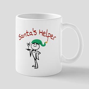 Santa's Helper Mugs