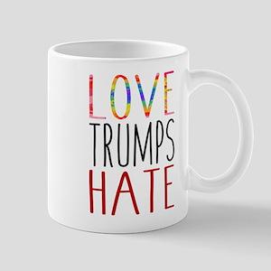 Love Trumps Hate Mugs