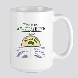 Where is Your Kratometer Pointing? Mugs