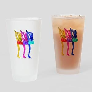 skatergurlz2 Drinking Glass