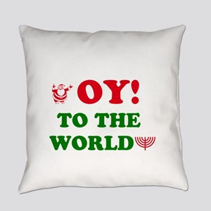 oytoworld1 Everyday Pillow