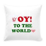 oytoworld1 Everyday Pillow