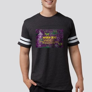 Mardi Gras Madness Bourbon French Quarter T-Shirt
