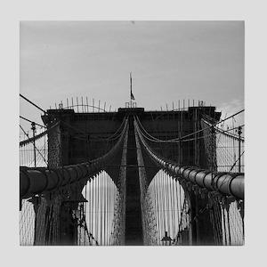 Brooklyn Bridge * Tile Coaster