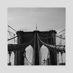 Brooklyn Bridge * Queen Duvet