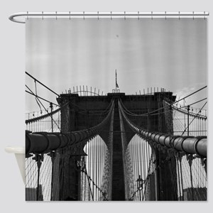 Brooklyn Bridge * Shower Curtain