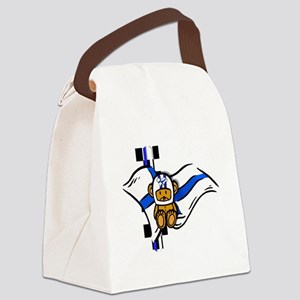 Finnish Racing Canvas Lunch Bag