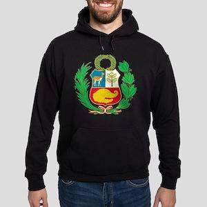 Escudo de Armas del Peru - Coat of Arms Sweatshirt