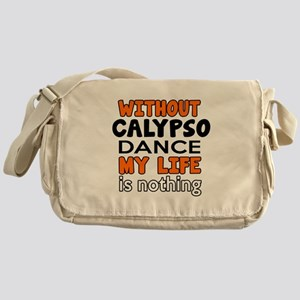 Without Calypso Dance Messenger Bag